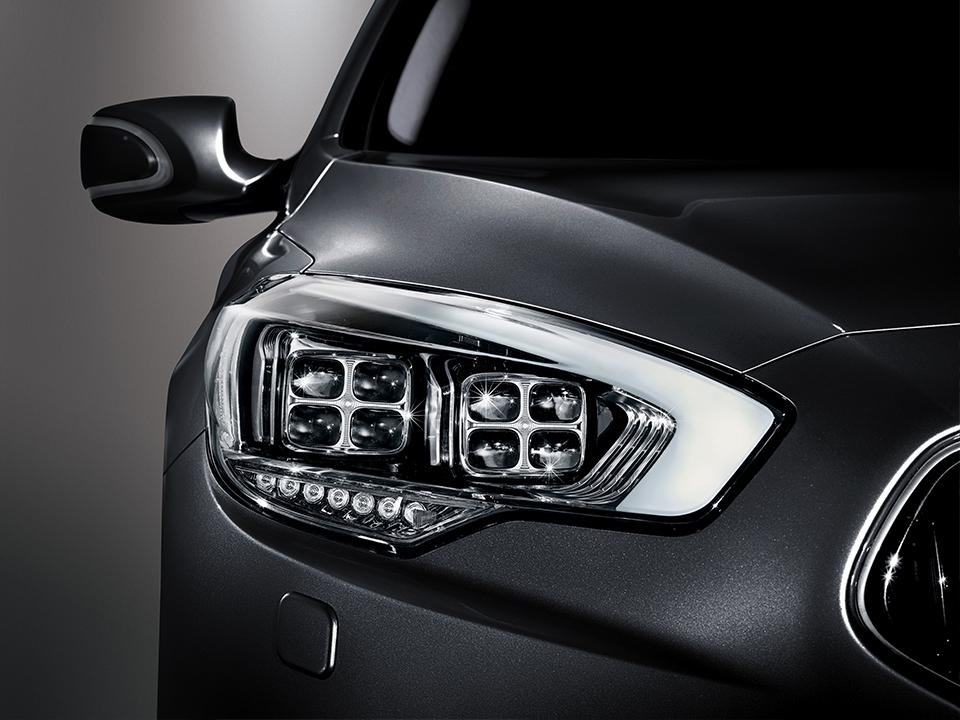Đèn pha FULL LED thông minh