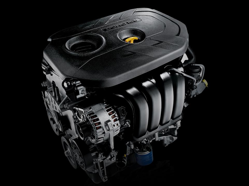 Động cơ Nu 2.0L