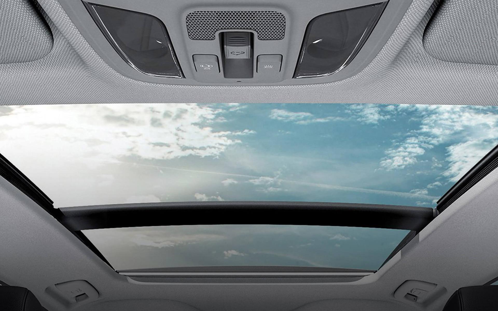 Cửa sổ trời toàn cảnh Panaroma